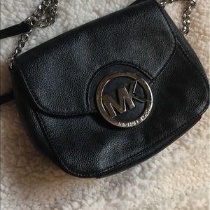 Small black Michael Kors purse